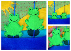 No. 089 - Jumping Frogs