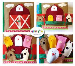026 Farm (finger puppets)