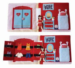 015 Dollhouse Bedroom