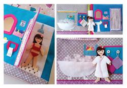 No. 017 - Dollhouse: Bathroom