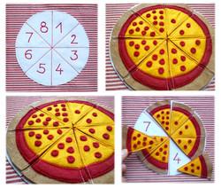 No. 025 - Pizza