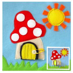 No. 097 - Mushroom