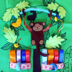 No. 084 - Monkey on the branch