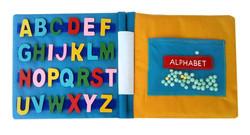 No. 038 - Alphabet (version 1)