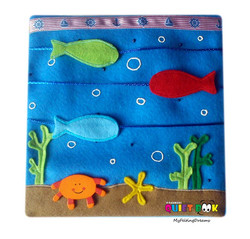 No. 090 - Fishes in the sea
