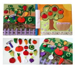 No.021 -Garden (Fruits & Vegetables)