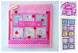 No. 057 - Memory game, 12 pcs