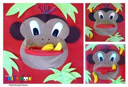 No. 074 - Monkey Zipper Mouth