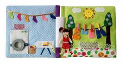 No. 016 - Dollhouse: Laundry room