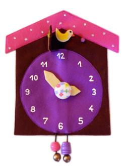 No. 060 - Wall Clock