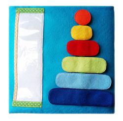 No. 070 - Color Pyramid