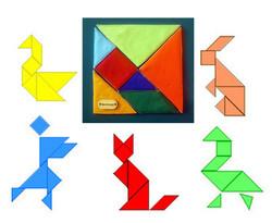No. 059 - Tangram puzzles
