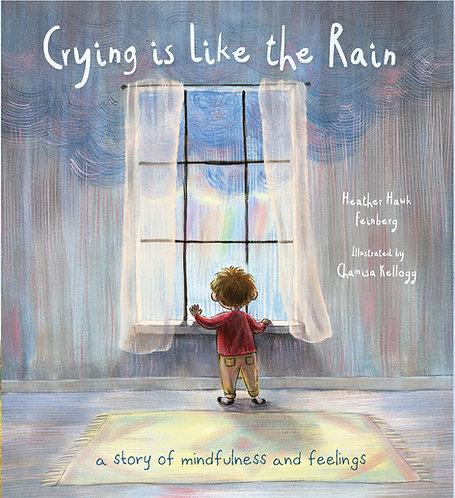 Crying Is Like The Rain