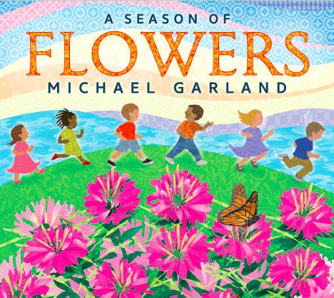 A Season Of Flowers Board Book