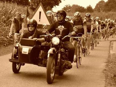 Benelux – kampioenschap retrokoers in Huldenberg