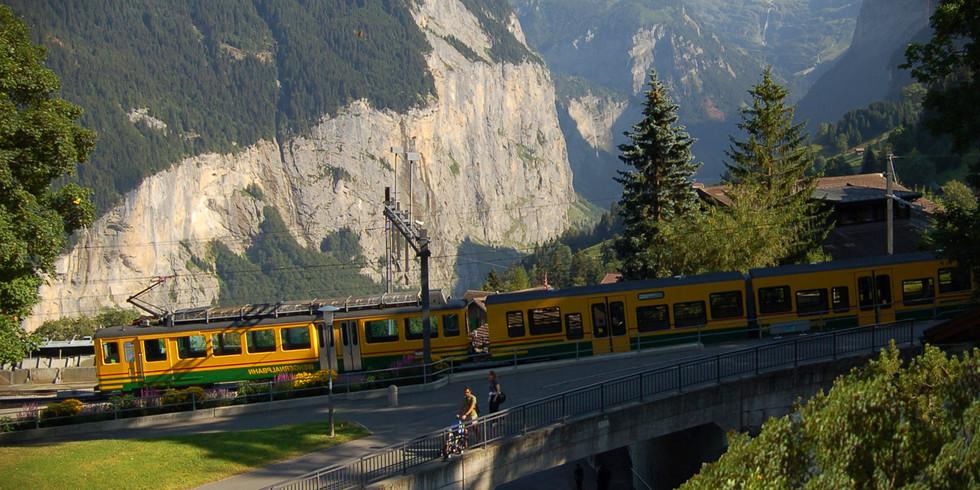 COLOUR - Train by Stephen Jordan ( 7 marks)