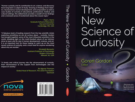 The New Science of Curiosity Book Editors: Goren Gordon