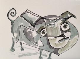 Abstract Nucky