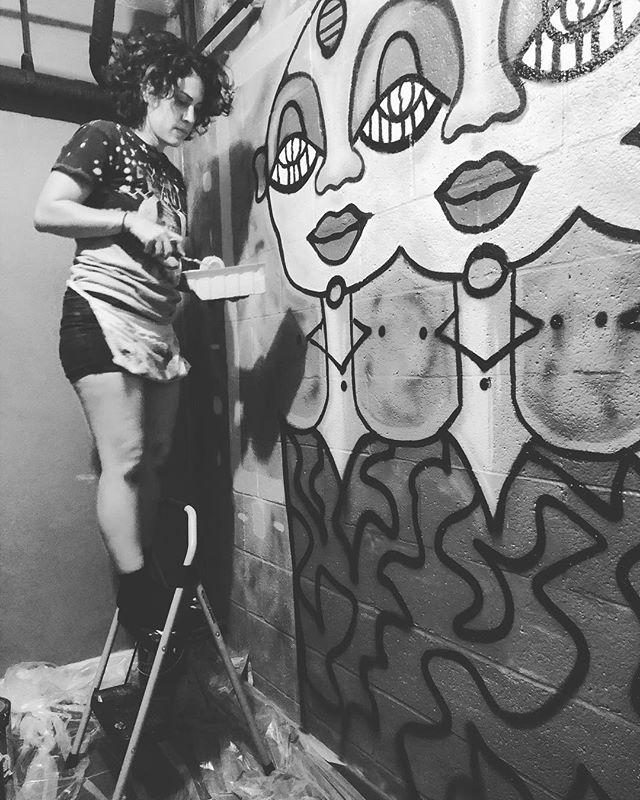 Varley Mural 2018
