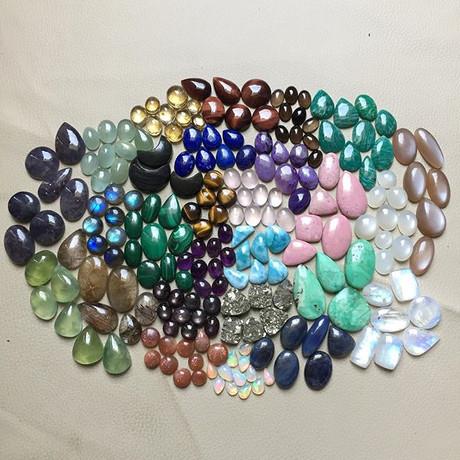 Lot Mix Gemstone