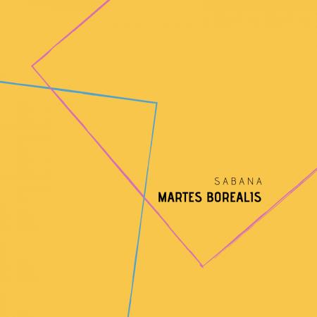 "Portada de l'EP ""Martes borealis"""