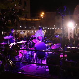 Concert a la Fira de la botifarra de La Garriga (2020)
