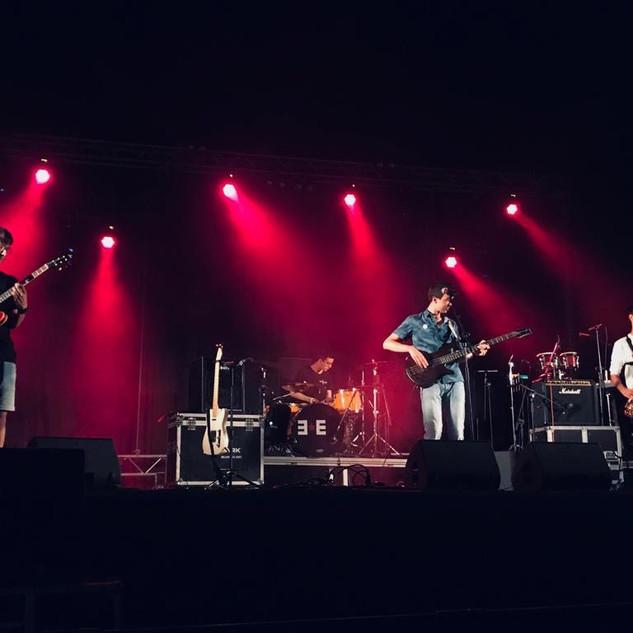 Concert a la Festa Major de La Roca del Vallès (2019)