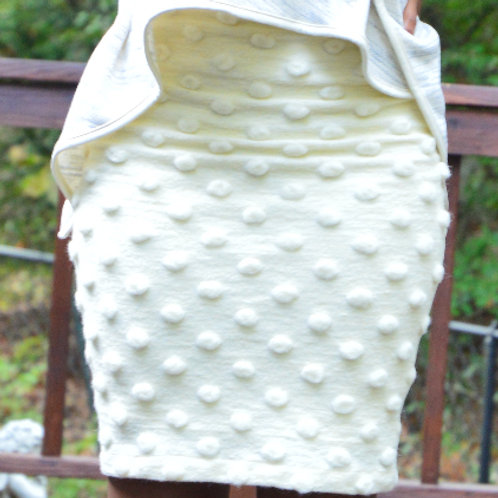 Natalia Romano Sweater Skirt