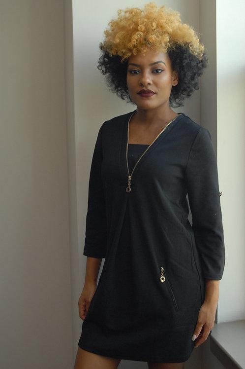 Missy Black Dress