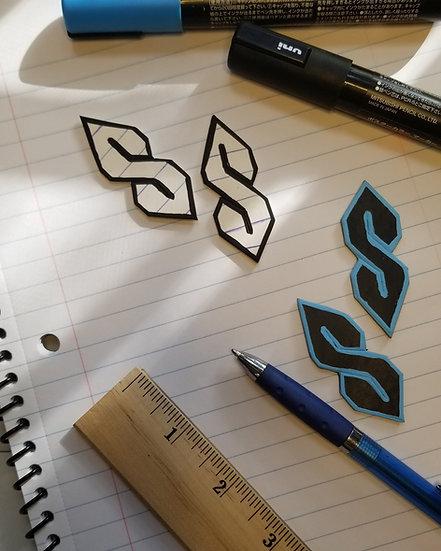 Cool S doodle