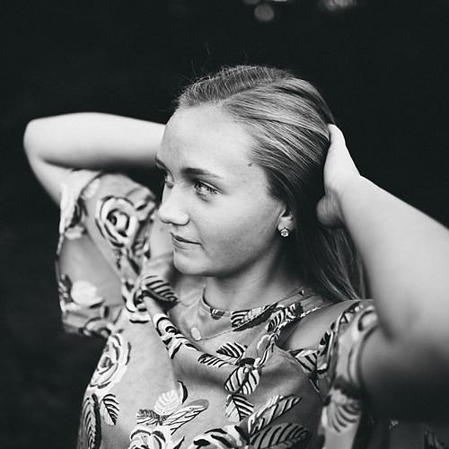 Cate's Senior Photos