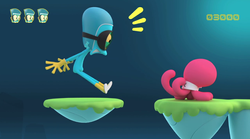 Bubble Bip / animation