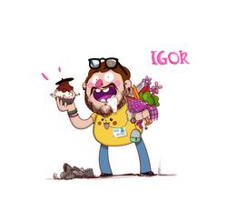 Igor into the 3D world