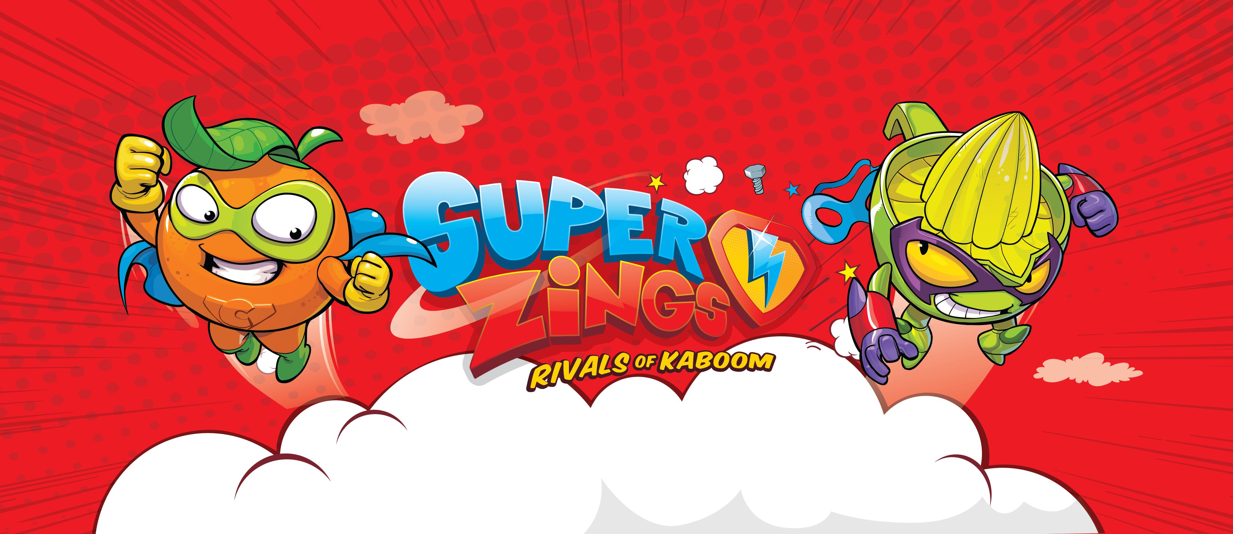 Super Zings-Magic Box