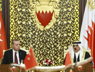 Turkey, Bahrain sign 4 agreements to seal cooperation