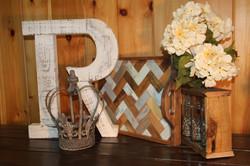 """Rustic """"R"""""""