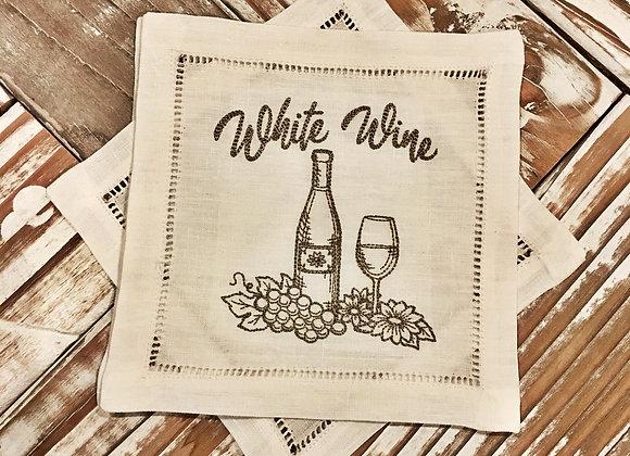 White Wine - Heather and Bryan