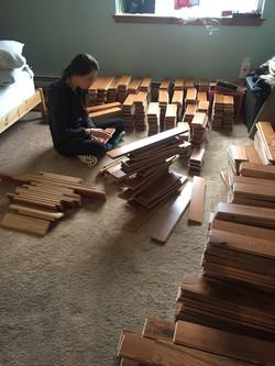 Wood Floors Anyone..