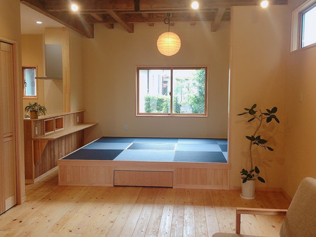 8/1(土)2(日) 完成見学会開催 泉本町の家