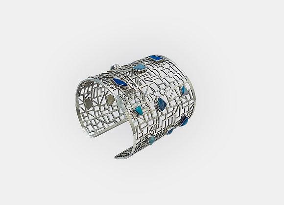 Bracelete Vitral