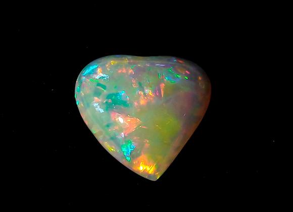 Opala Natural Coração