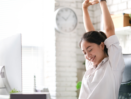 How to De-Stress at your Desk