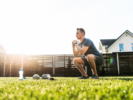 Why You Should Take Your Workouts Outside