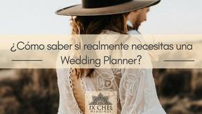 ¿Cómo saber si realmente necesitas una Wedding Planner?