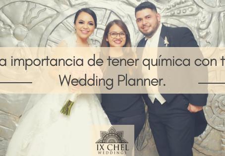 La importancia de tener química con tu Wedding Planner