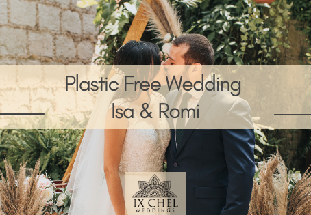 Plastic Free Wedding - Isa & Romi