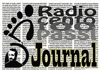 logo new radio rettangolare journal fond