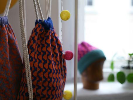 dziejemy i robimy to w kolorze. we knit and we do it in colors
