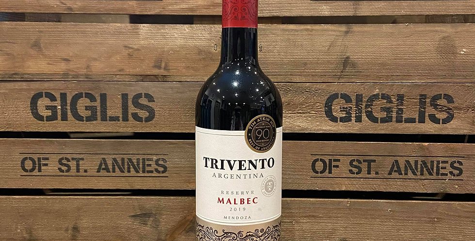 Trivento Malbec Red Wine