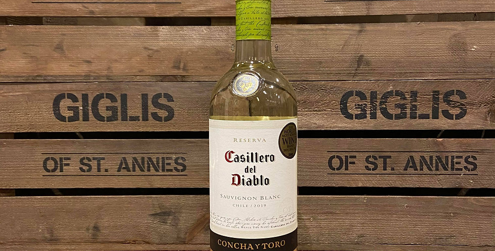 Casillero del Diablo White Wine